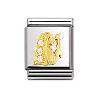 modulaire unisex bijoux Nom.Composable 032302/06