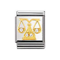 modulaire unisex bijoux Nom.Composable 032302/07