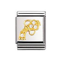 modulaire unisex bijoux Nom.Composable 032302/11