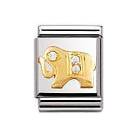 modulaire unisex bijoux Nom.Composable 032304/21