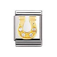 modulaire unisex bijoux Nom.Composable 032310/23
