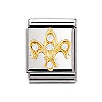 modulaire unisex bijoux Nom.Composable 032313/12