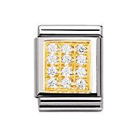 modulaire unisex bijoux Nom.Composable 032314/01