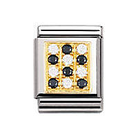 modulaire unisex bijoux Nom.Composable 032314/11
