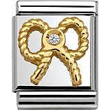 modulaire unisex bijoux Nom.Composable 032322/01