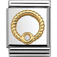 modulaire unisex bijoux Nom.Composable 032322/02