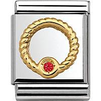 modulaire unisex bijoux Nom.Composable 032322/05
