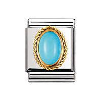 modulaire unisex bijoux Nom.Composable 032508/06