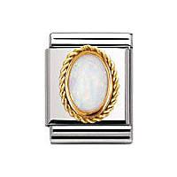 modulaire unisex bijoux Nom.Composable 032508/07