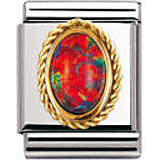 modulaire unisex bijoux Nom.Composable 032508/08