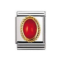 modulaire unisex bijoux Nom.Composable 032508/11