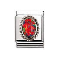 modulaire unisex bijoux Nom.Composable 032510/08