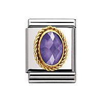 modulaire unisex bijoux Nom.Composable 032604/001
