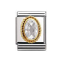 modulaire unisex bijoux Nom.Composable 032604/010