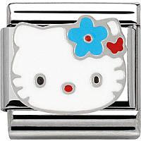 modulaire unisex bijoux Nom.Composable 230290/01