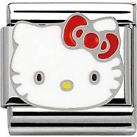 modulaire unisex bijoux Nom.Composable 230290/05