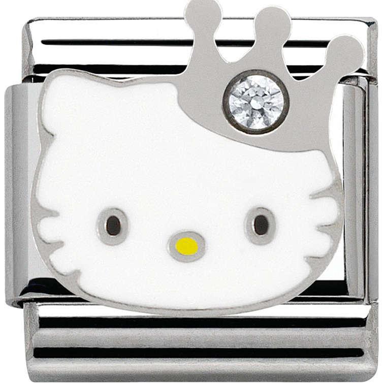 modulaire unisex bijoux Nom.Composable 230290/10