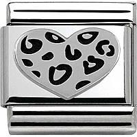 modulaire unisex bijoux Nom.Composable 330101/05