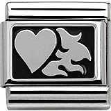 modulaire unisex bijoux Nom.Composable 330102/08