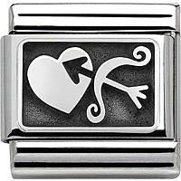 modulaire unisex bijoux Nom.Composable 330102/28