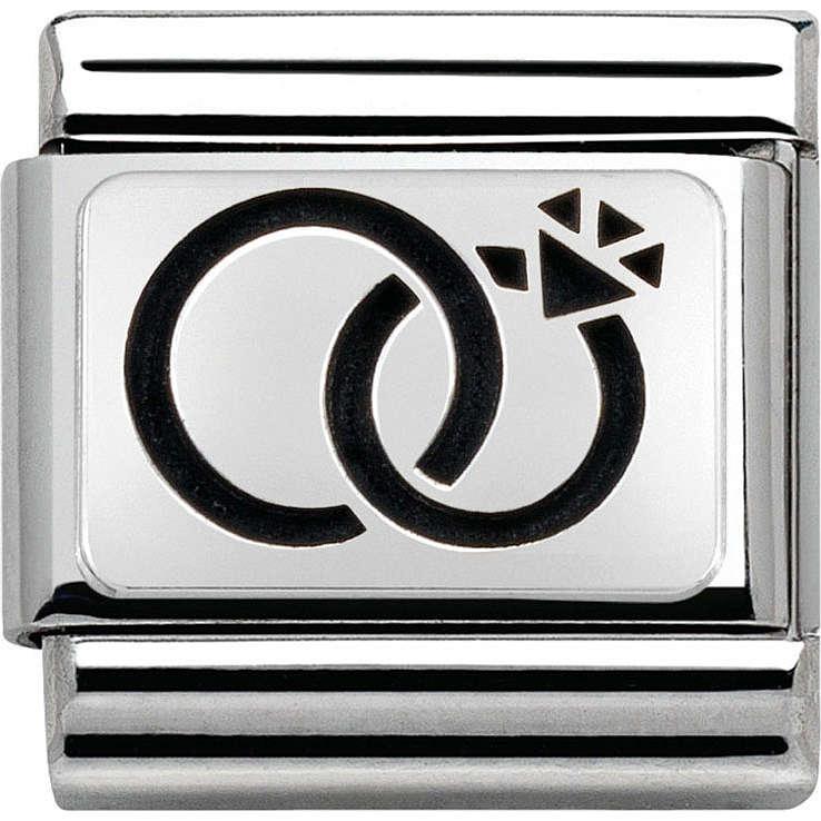 modulaire unisex bijoux Nom.Composable 330102/29