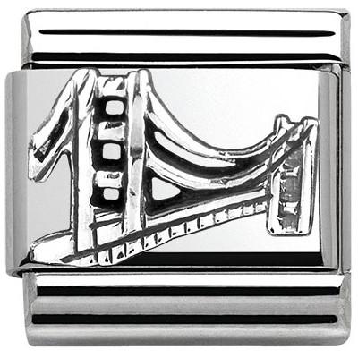 modulaire unisex bijoux Nom.Composable 330105/02