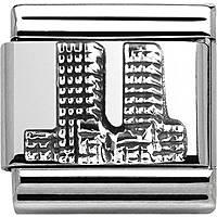 modulaire unisex bijoux Nom.Composable 330105/03