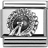 modulaire unisex bijoux Nom.Composable 330105/04