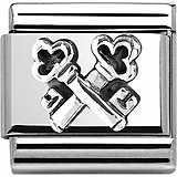modulaire unisex bijoux Nom.Composable 330105/05