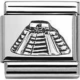 modulaire unisex bijoux Nom.Composable 330105/07