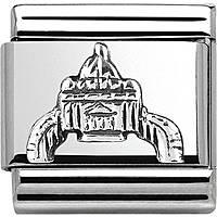 modulaire unisex bijoux Nom.Composable 330105/15