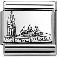modulaire unisex bijoux Nom.Composable 330105/27