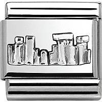modulaire unisex bijoux Nom.Composable 330105/30