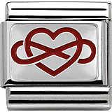 modulaire unisex bijoux Nom.Composable 330206/07