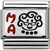 modulaire unisex bijoux Nom.Composable 330208/11