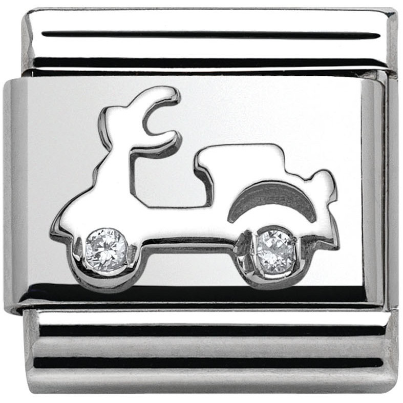 modulaire unisex bijoux Nom.Composable 330311/03