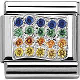modulaire unisex bijoux Nom.Composable 330318/01