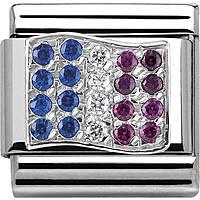 modulaire unisex bijoux Nom.Composable 330318/03