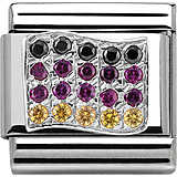 modulaire unisex bijoux Nom.Composable 330318/04