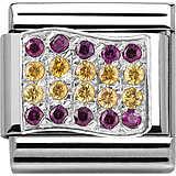 modulaire unisex bijoux Nom.Composable 330318/05