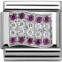 modulaire unisex bijoux Nom.Composable 330318/07