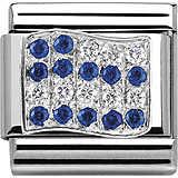 modulaire unisex bijoux Nom.Composable 330318/08
