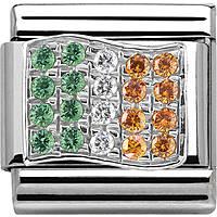 modulaire unisex bijoux Nom.Composable 330318/12