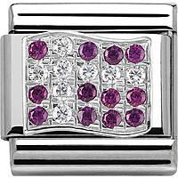modulaire unisex bijoux Nom.Composable 330318/14