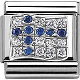 modulaire unisex bijoux Nom.Composable 330318/16