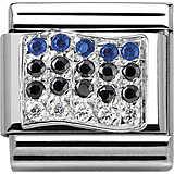 modulaire unisex bijoux Nom.Composable 330318/18