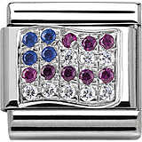 modulaire unisex bijoux Nom.Composable 330318/20