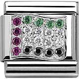 modulaire unisex bijoux Nom.Composable 330318/22
