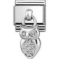 modulaire unisex bijoux Nom.Composable 331800/12