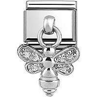 modulaire unisex bijoux Nom.Composable 331800/15